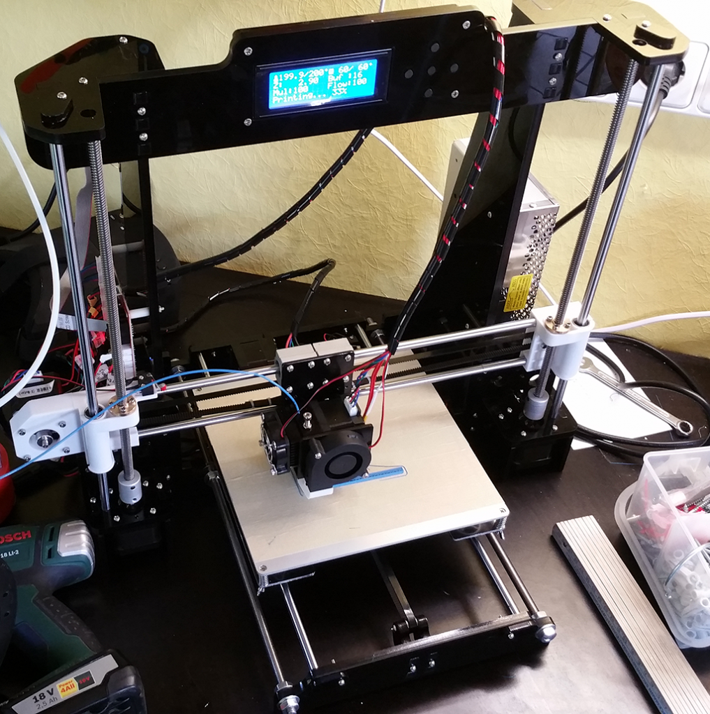 Anet A8 3d Printer – my way to accurate prints | Twisted Artwork